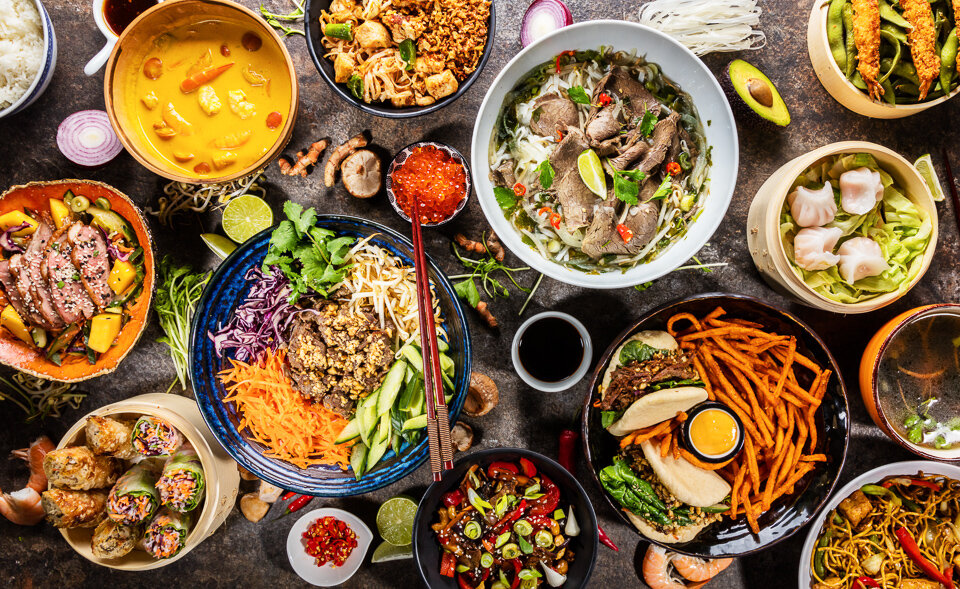 Best Dishes from Around the World
